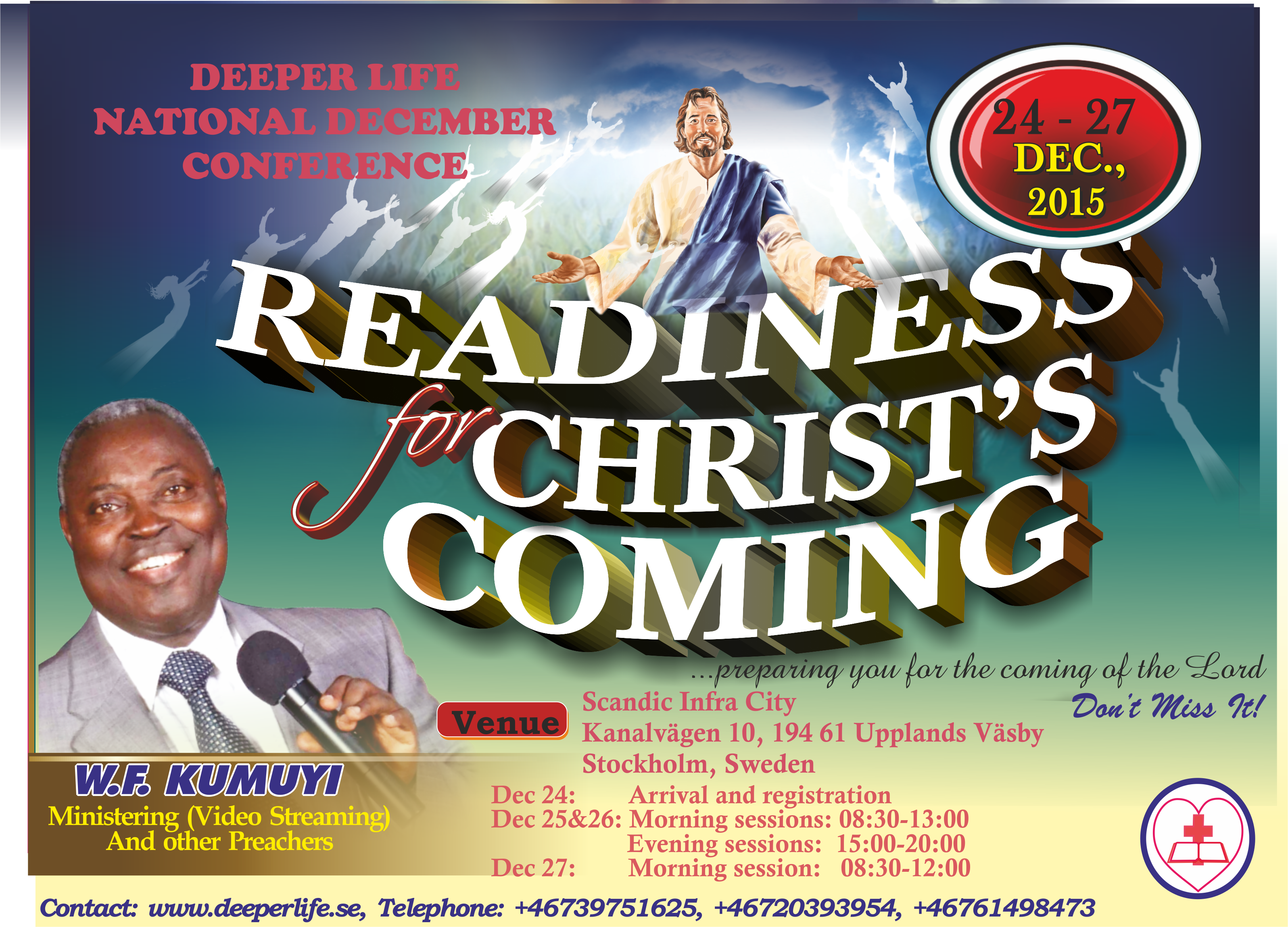 DEC. RETRT. 2015 Handbill